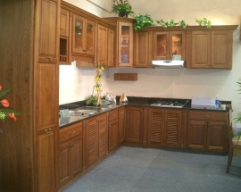 Kitchen Cabinets square type