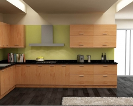 Kitchen Cabinets amenities